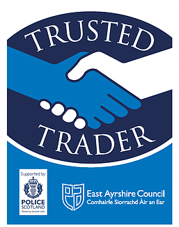 Logo and link to East Ayrshire trusted Trader Locksmith page