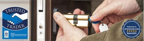 Locksmith Saltcoats Replacement New Lock for Saltcoats Homeowner Locked Out and needs Locksmith Near me
