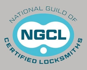 Logo for National Guild of Certified Locksmiths in Ayr